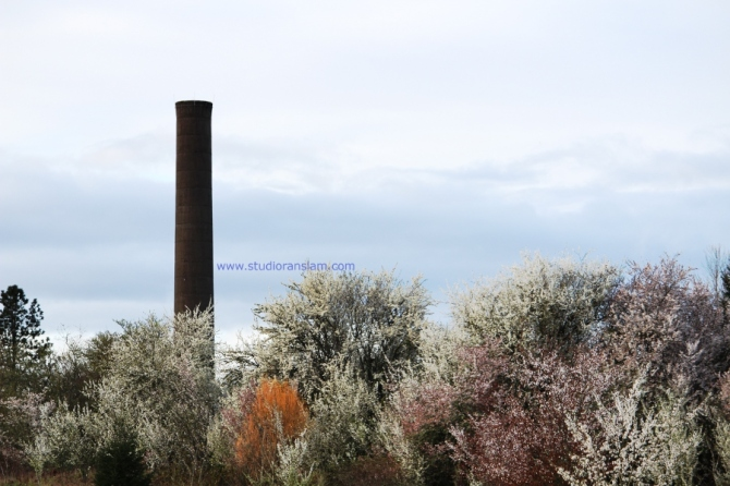 Adair Smokestack