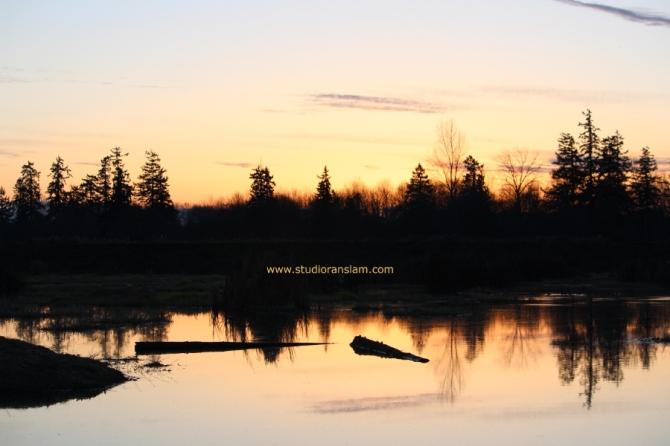 Sunset at Talking Water (2)