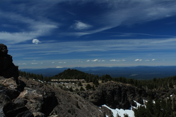 Paulina Peak View NW
