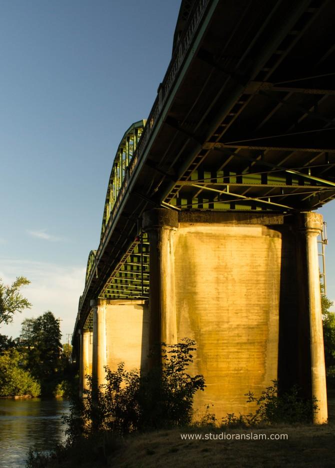 Albany Willamette Bridge