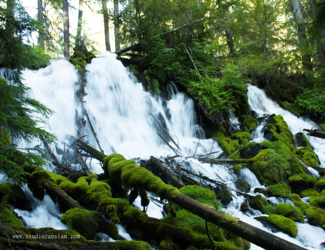 Clearwater Falls 2
