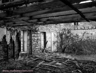 Abandoned Diamond Interior